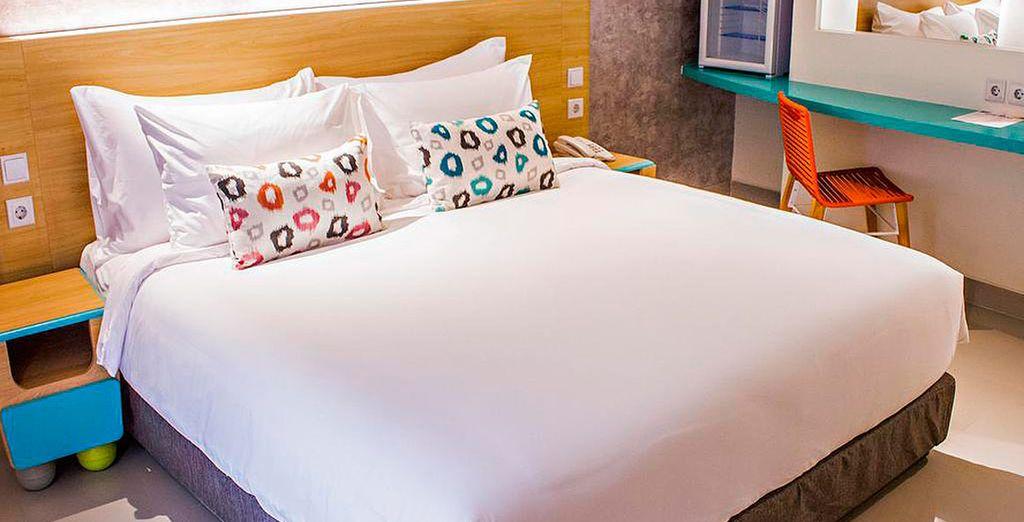 Tu último hotel será el Tijili 4*, en categoría Superior