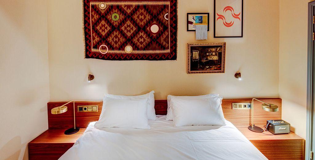 Hotel Mercier en Amsterdam