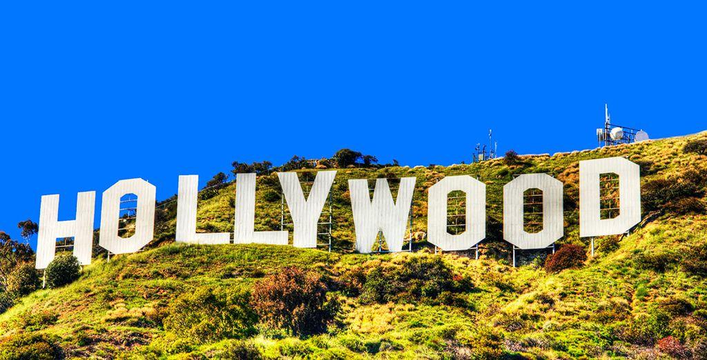 La factoría de cine más conocida en todo el mundo, Hollywood