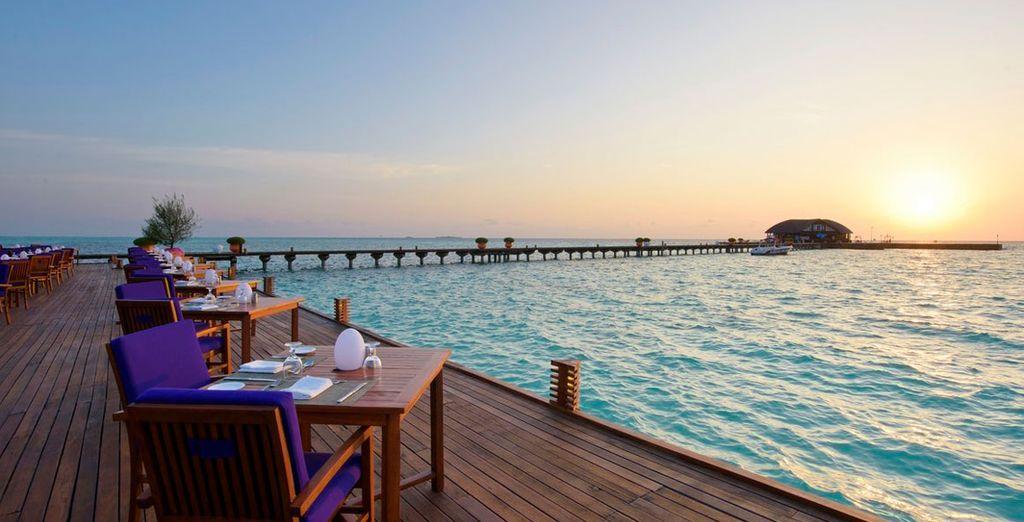Hoteles con todo incluido - Maldivas