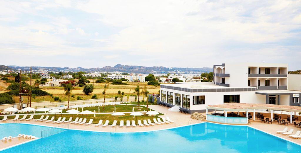 Bienvenido al Evita Village Hotel 4*