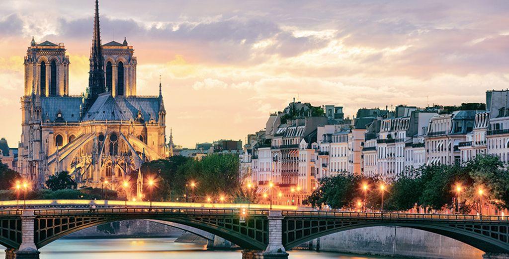 París le espera con todo su encanto