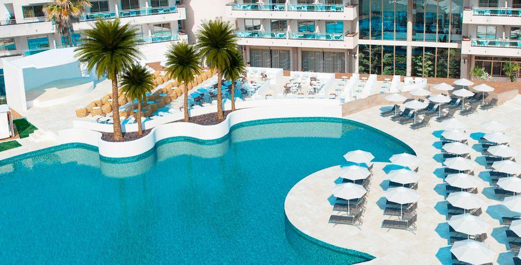 Hotel Rei del Mediterrani Palace 4*