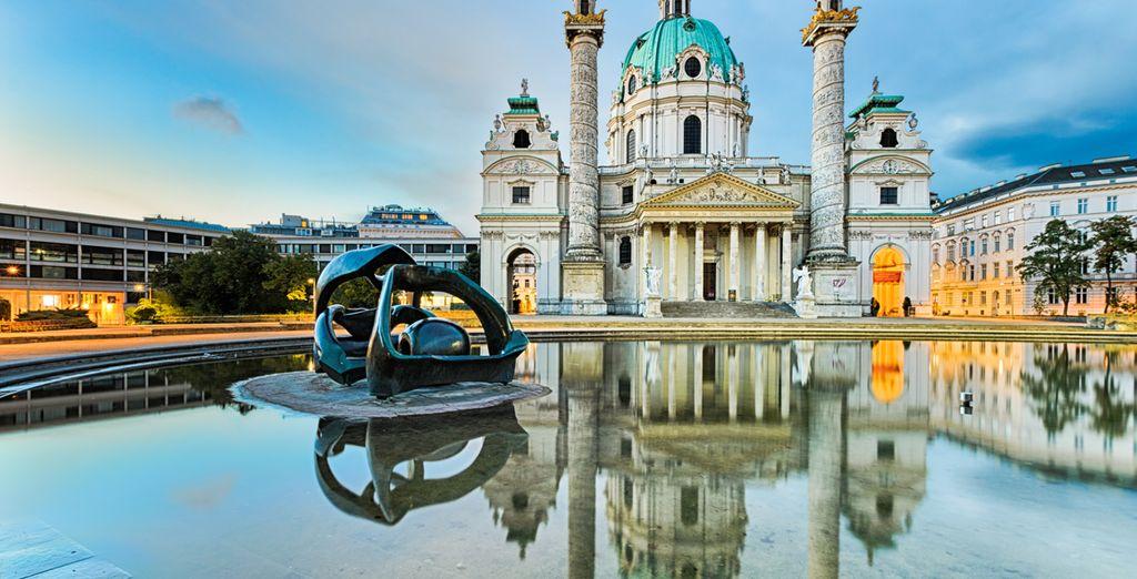 ¡Enamórate de la capital de Austria!