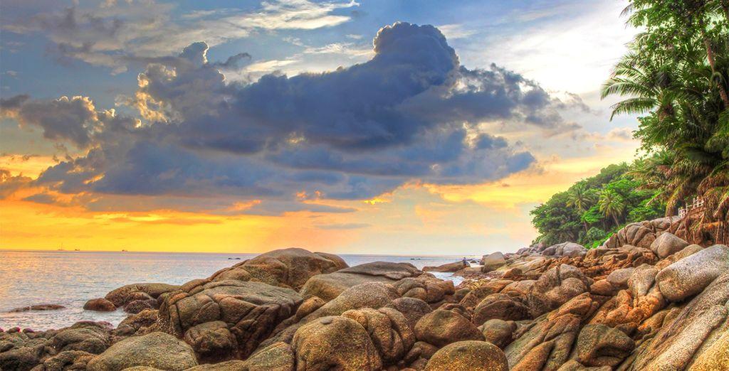 Pase unas maravillosas vacaciones en Phuket
