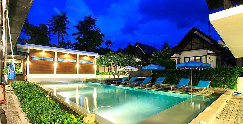Ts merecidas vacaciones en Tailandia