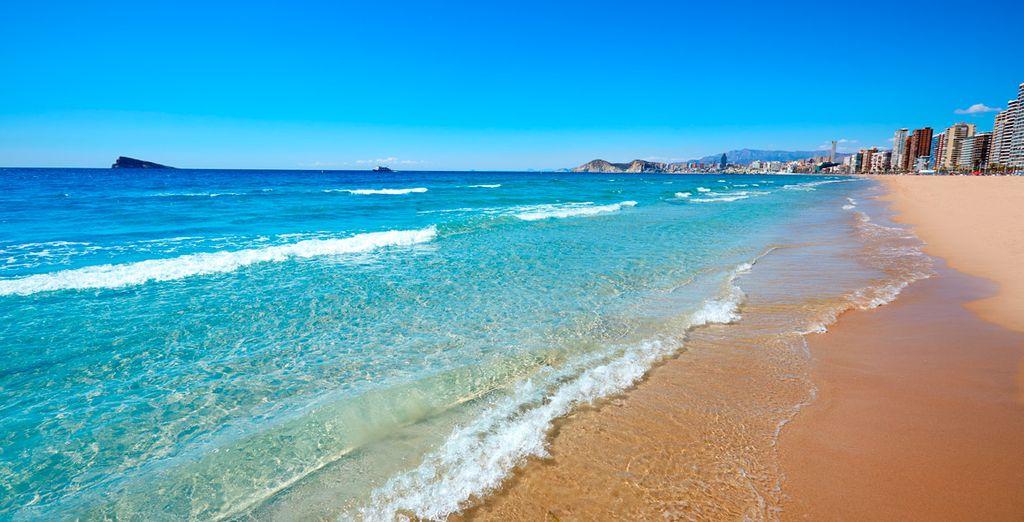La Costa Blanca te está esperando