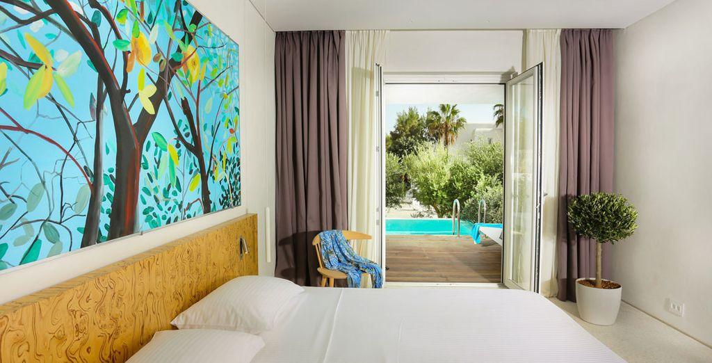 Hoteles de última hora a Mykonos