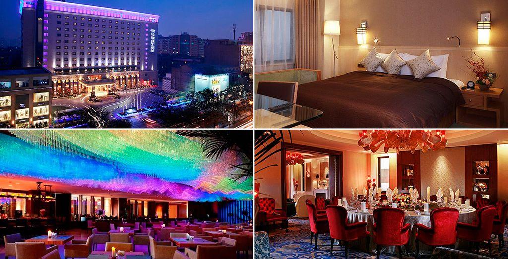 Hotel Grand Noble Xian 4*