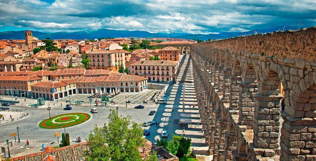 Reserve su Parador en Segovia con Voyage Privé