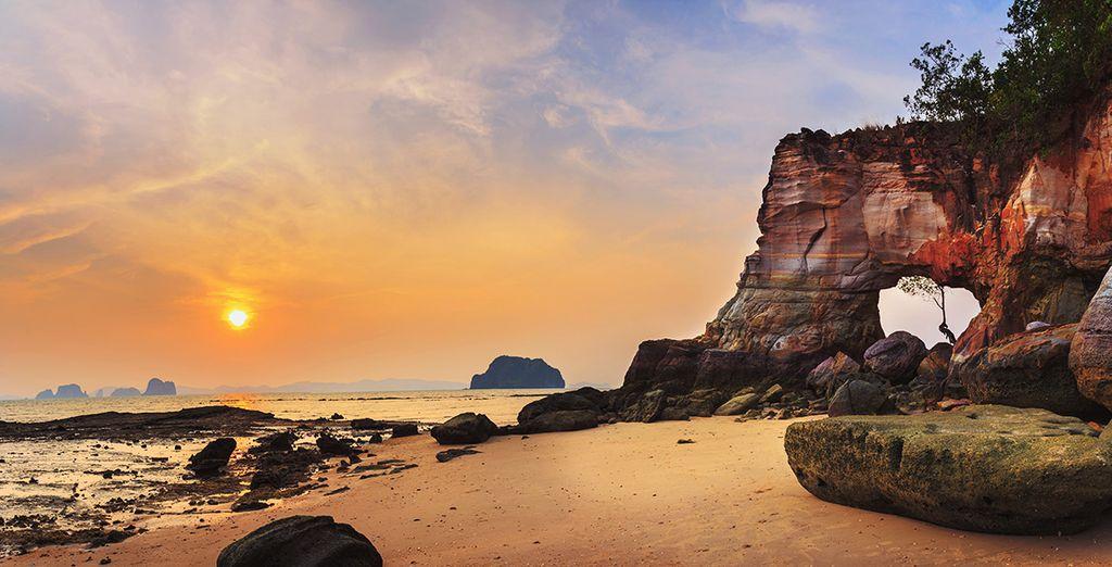 Emociónate ante paisajes de sublime belleza