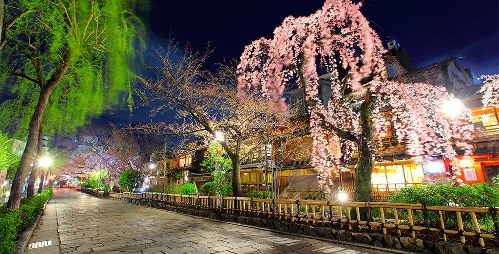 Kyoto, la ciudad japonesa con más importancia histórica