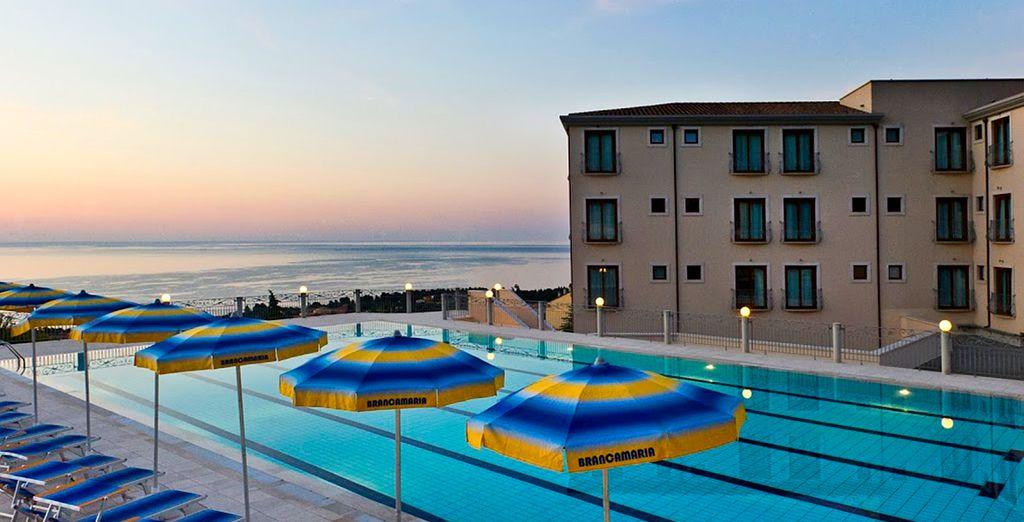 Bienvenido al hotel Brancamaría 4*