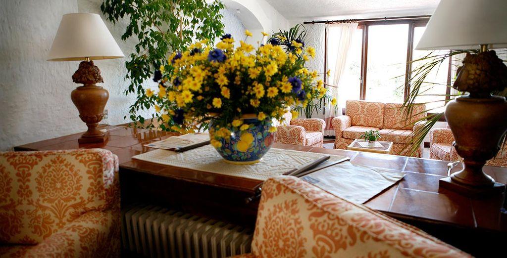 Interiores con encanto