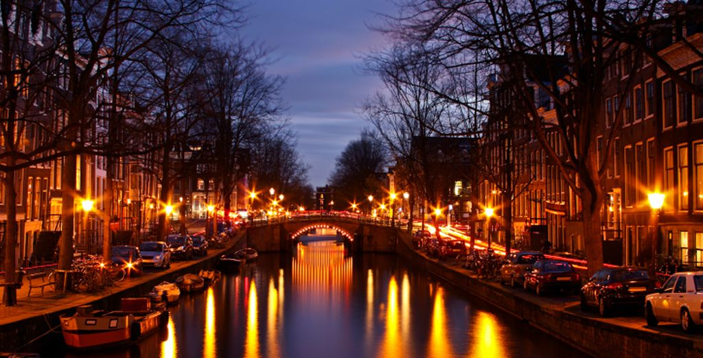 Descubra Ámsterdam en cualquier época del año