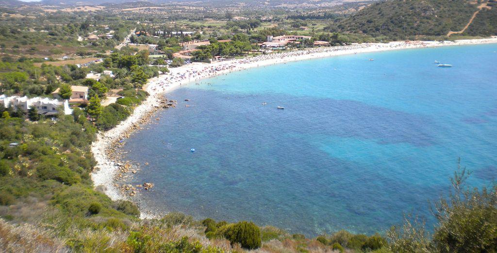 Espectaculares playas