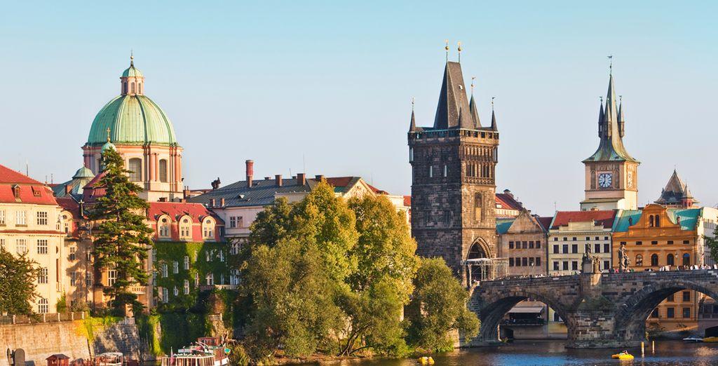 Descubra y conozca la ciudad de Praga