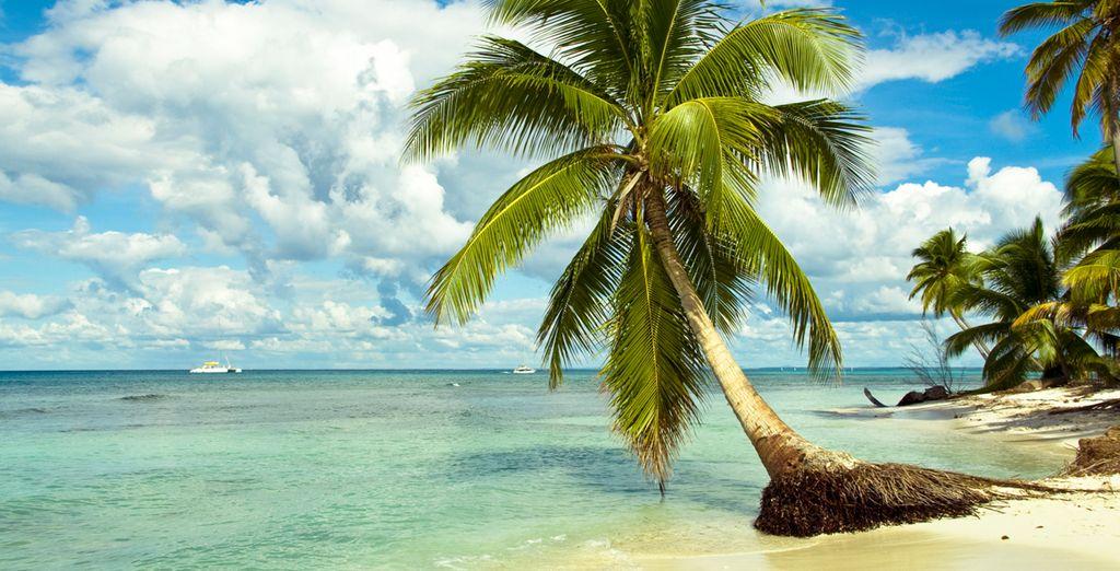 Un paraíso para los amantes de la playa
