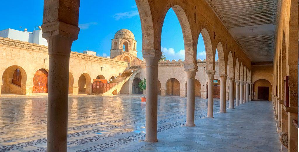 Marrakech es conocida como La Ciudad Roja