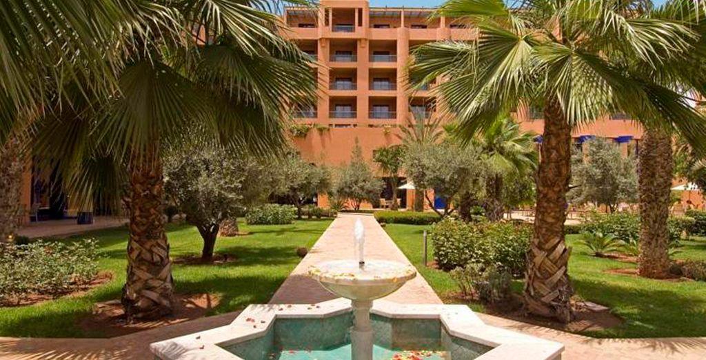 Atlas Medina & Spa 5*, Marrakech