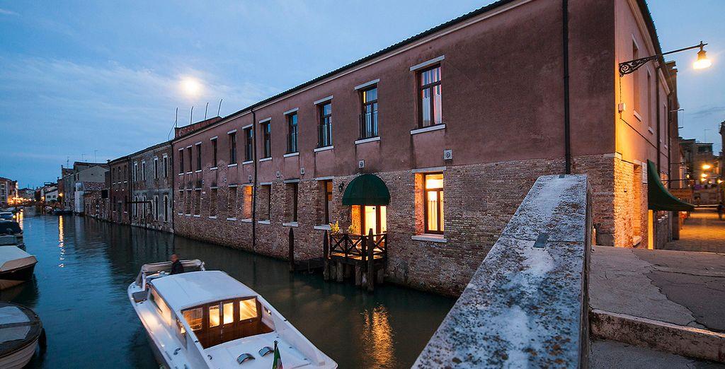 Hotel Cannaregio, Venecia