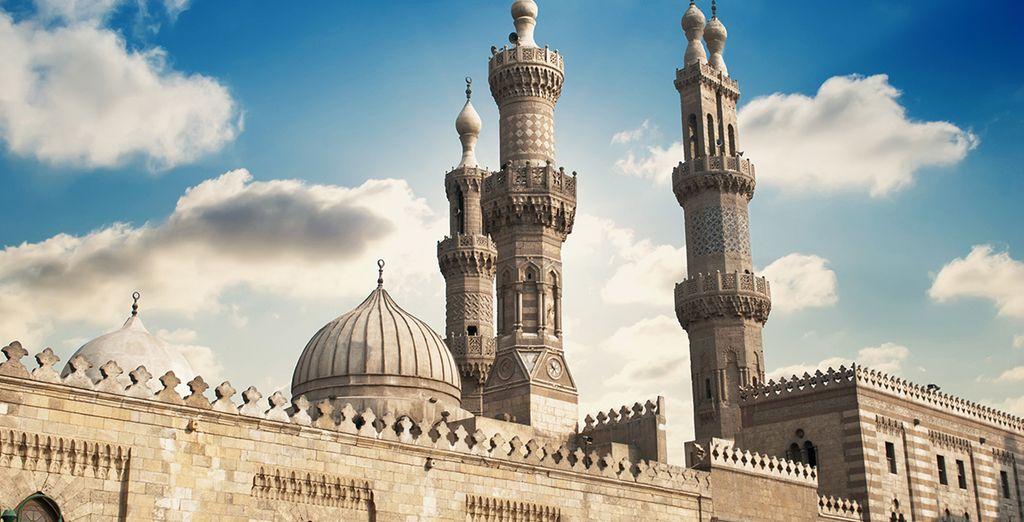 Conozca El Cairo