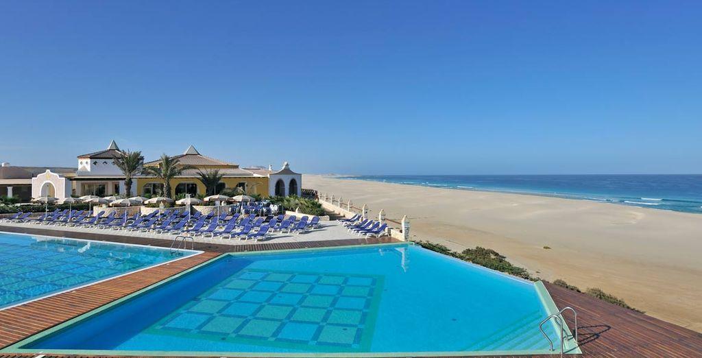 Disfrute del buen clima de Cabo Verde