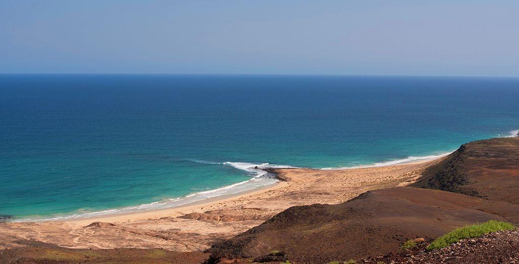 Cabo Verde le espera