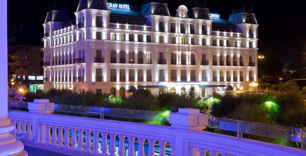 Gran Hotel Sardinero 4* en Santander