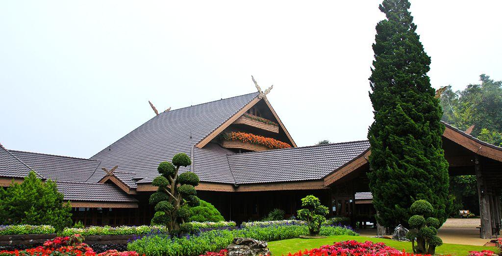 Chiang Rai, en pleno Triángulo de oro