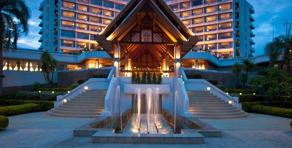 Hotel Dusit Island, Chiang Rai