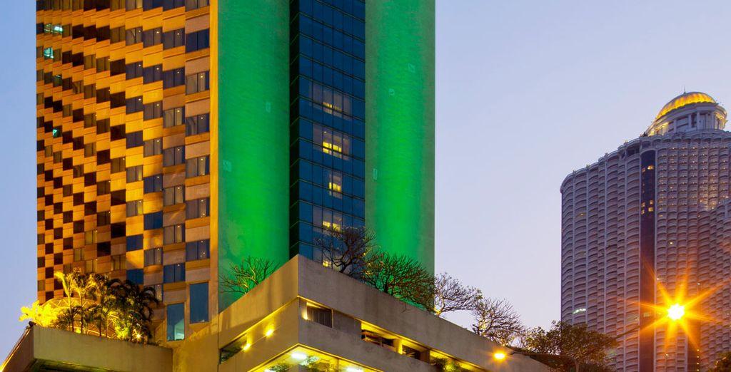 Holiday Inn Silom, Bangkok