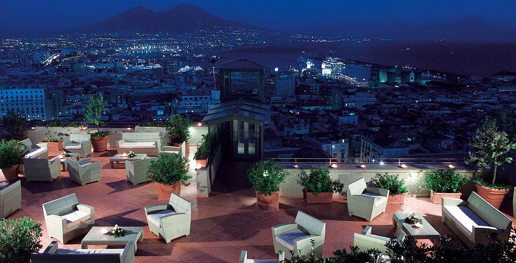 Un lugar insólito en Nápoles