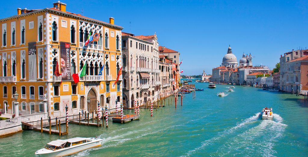Venecia una ciudad con mucho encanto