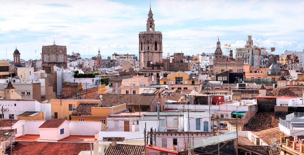 Hotel & holidays offers to valencia