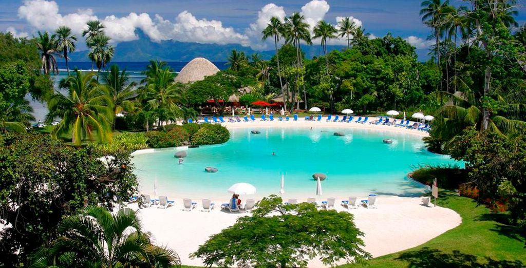Le Meridien: Tahiti y Bora Bora