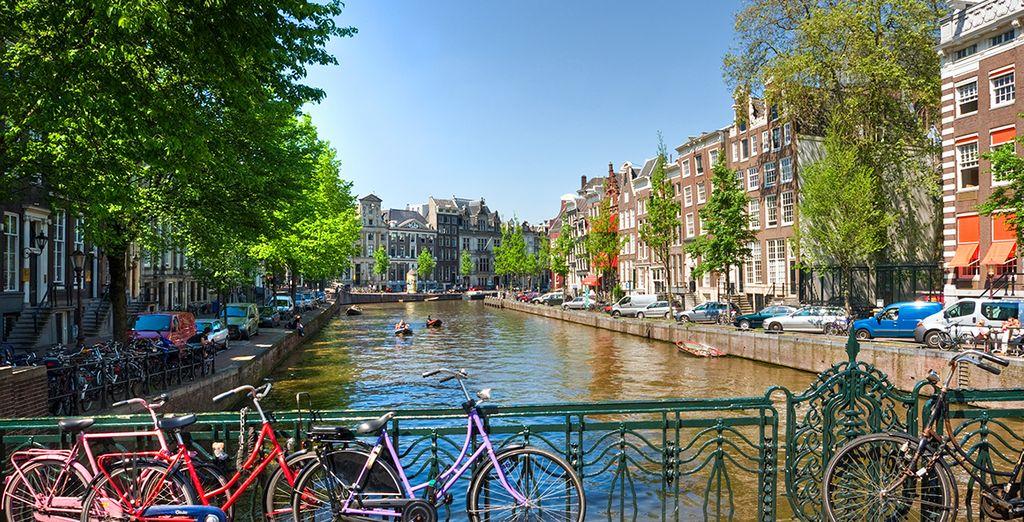 Viva la historia de una de las ciudades más bellas y románticas de Europa