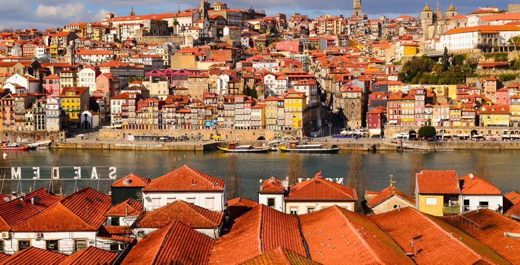 La ciudad de Porto tiene mucho que ofrecer