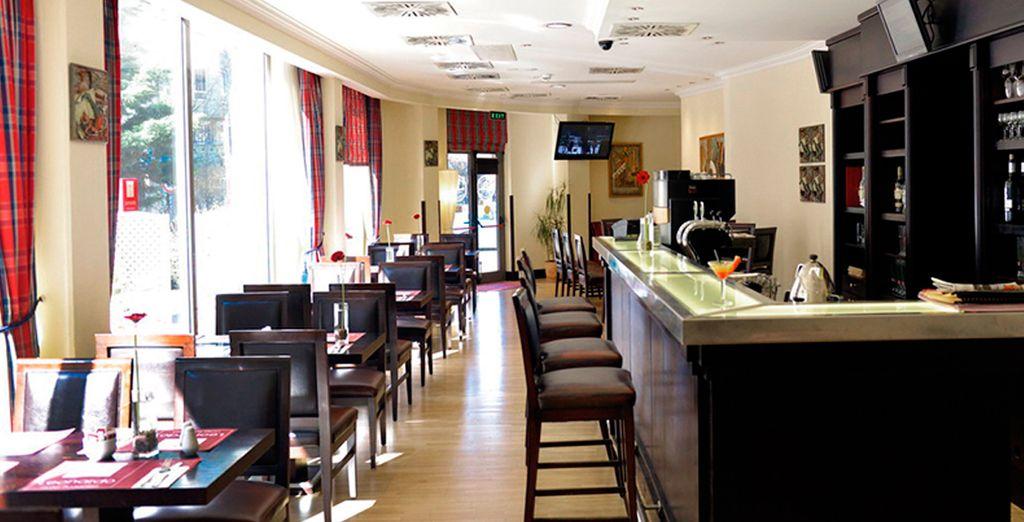 Hummus Bar & Bistro prepara especialidades de Oriente Medio y platos húngaros
