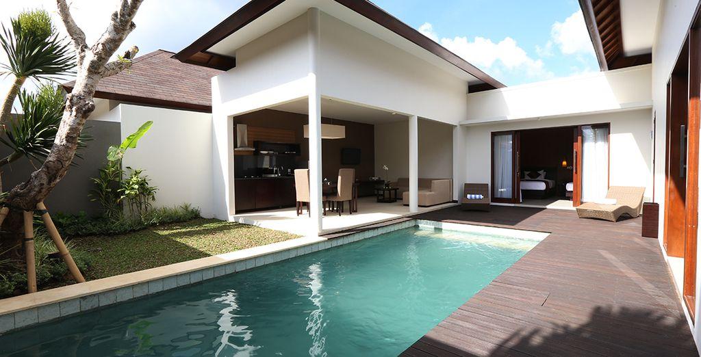 Un oasis de relax en Bali