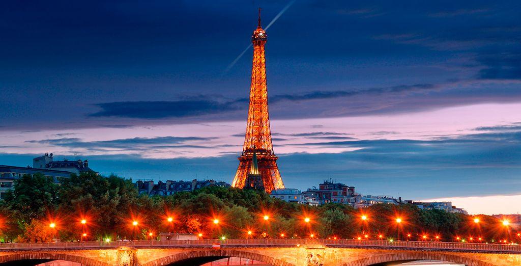 Descubra la ciudad más romántica del mundo