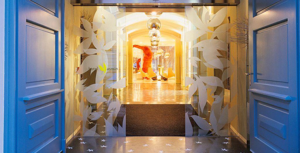 Hotel de diseño 4* en pleno centro de Praga