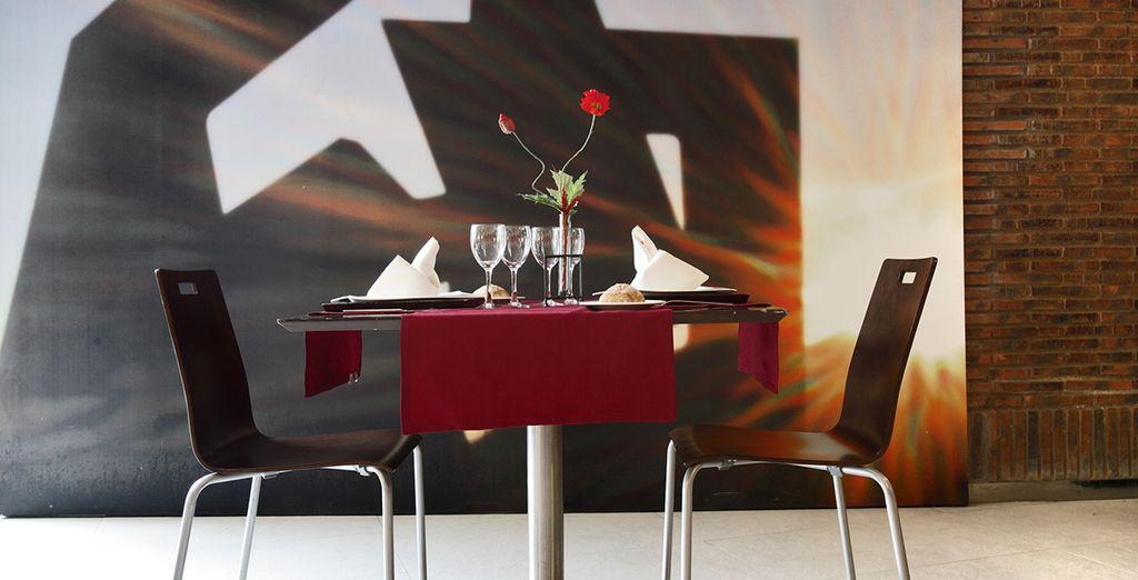La gastronomía es la fiel protagonista del norte de España y el hotel Barceló Costa Vasca un reflejo de ella