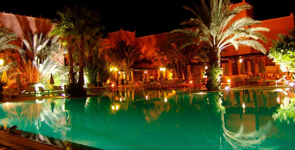 Berbere Palace 5*, Ouarzazate