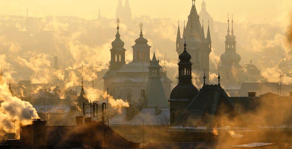 Déjese seducir por Praga