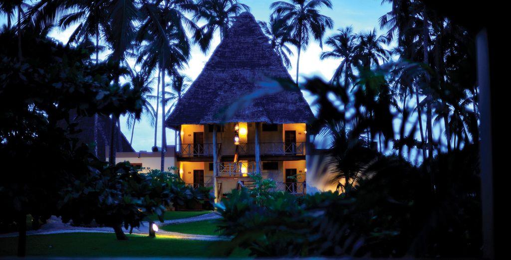 Disfrute de unas merecidas vacaciones en este resort