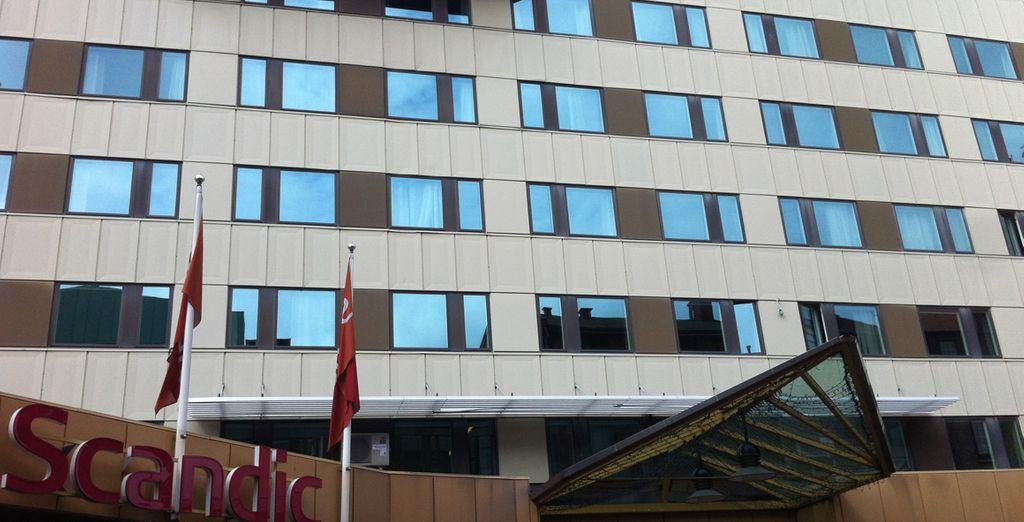 Radisson Blu Hotel Norge 4*, Bergen