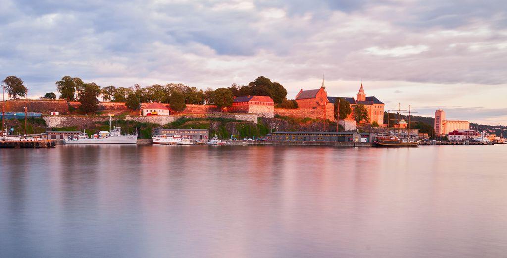 Oslo ha sabido conservar la magia de los pequeños pueblos