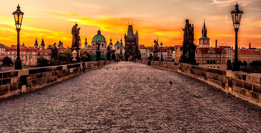 Praga, una ciudad de cuento de hadas
