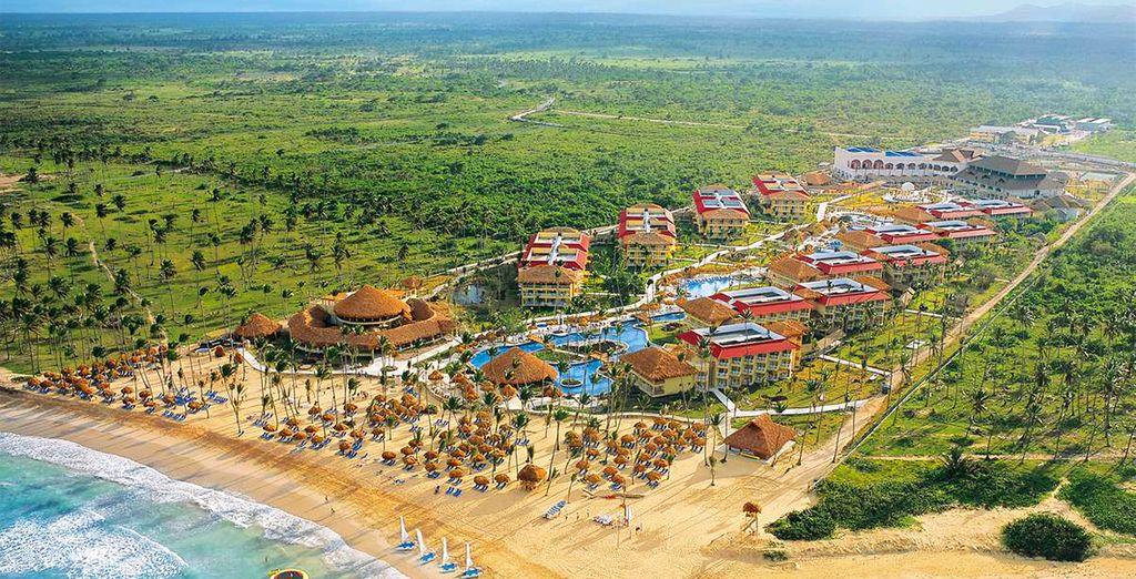 Un Hotel en primera línea de playa